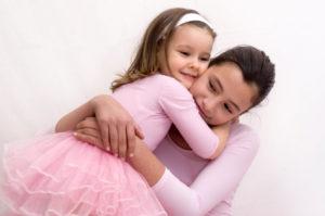 ballet hug now